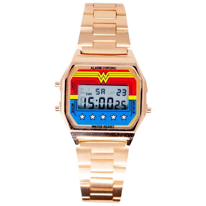 Wonder Woman Digital Watch