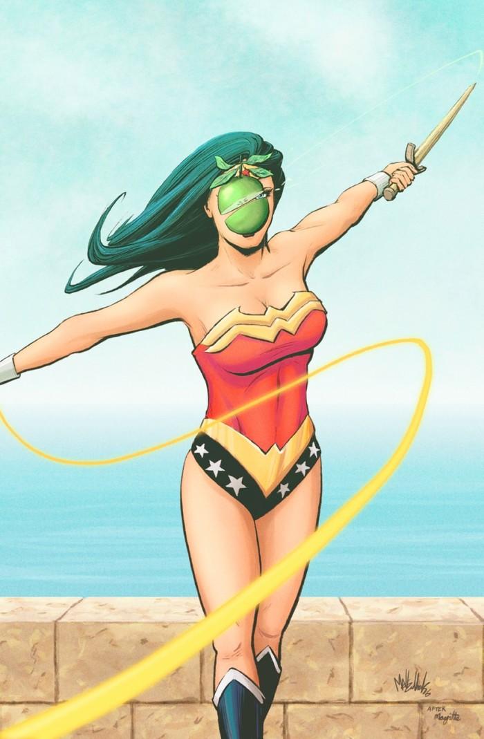 Wonder Woman - The Son of Man