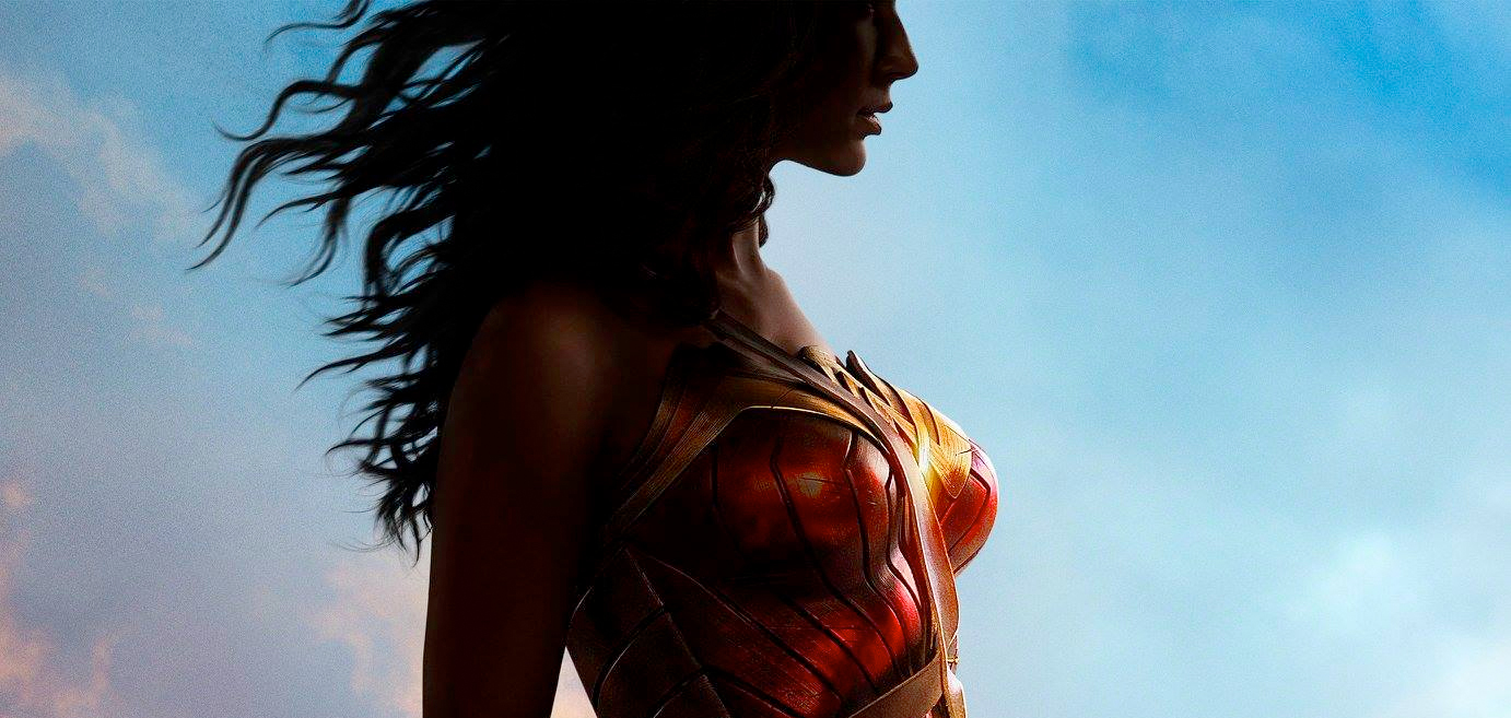 First Wonder Woman Movie Poster Shows the Superhero's True ...