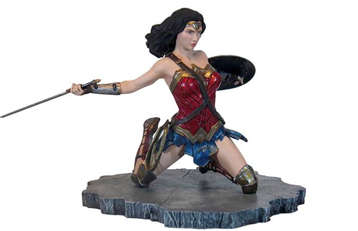 Wonder Woman Movie Gallery Statue
