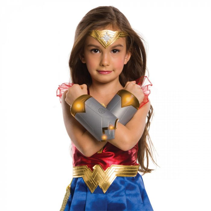 Wonder Woman Light-Up Gauntlets