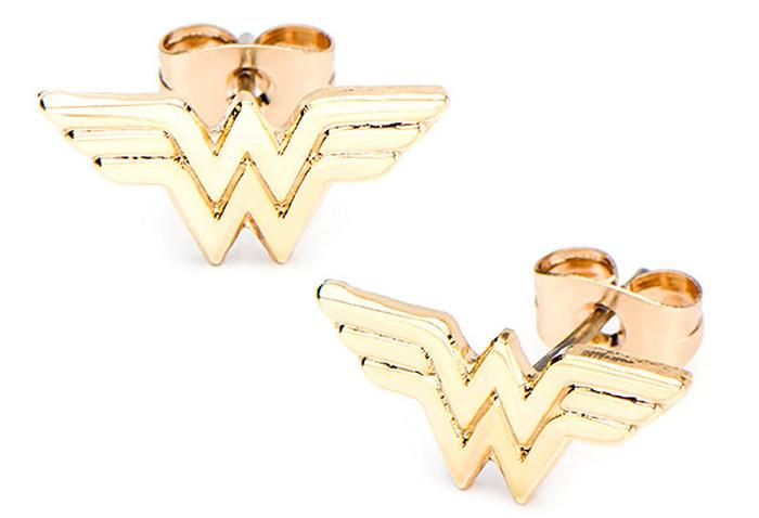 Wonder Woman Earrings