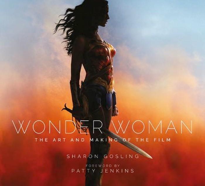 Making of Wonder Woman Book