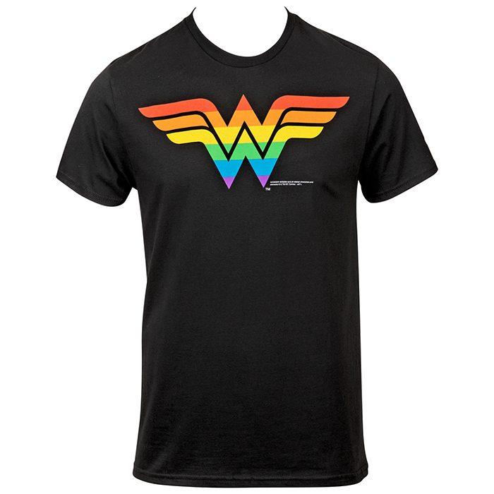 Wonder Woman Pride Month T-Shirt