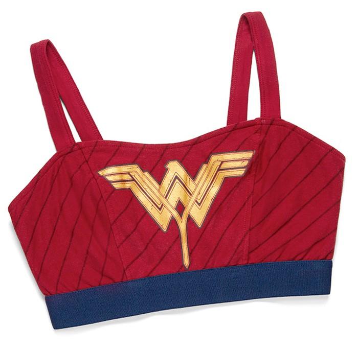 Wonder Woman Sports Bra