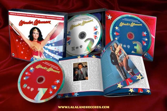 Wonder Woman TV Soundtrack