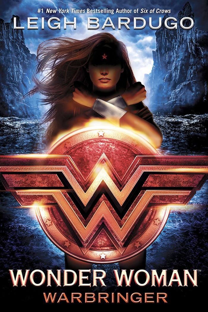Wonder Woman Warbringer Book