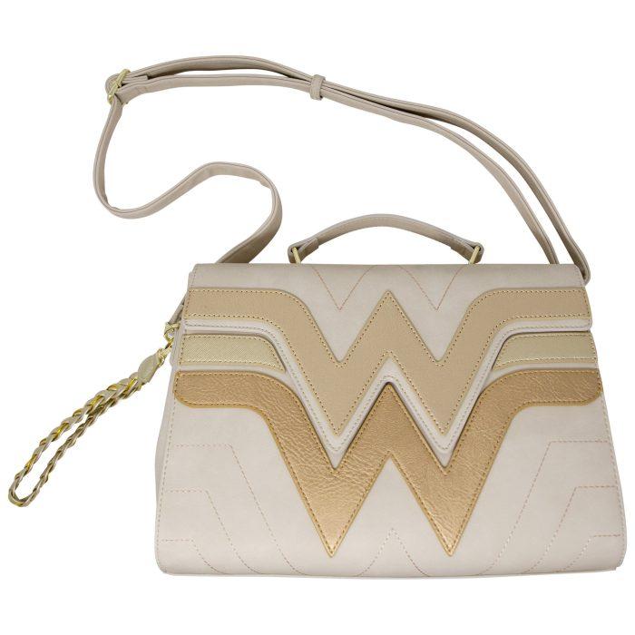 Wonder Woman White Bag