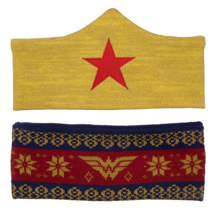 Wonder Woman Headbands