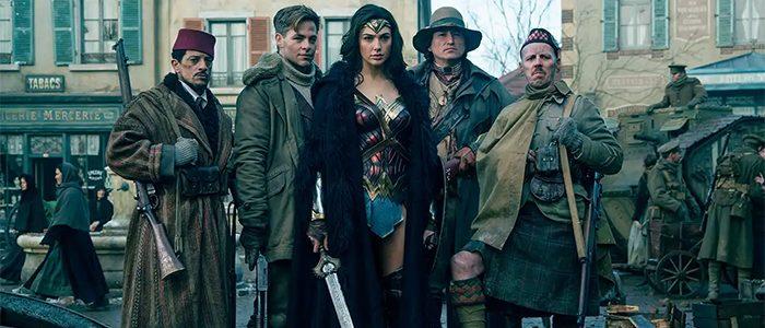 Alternate Wonder Woman History Photo