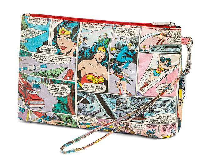 Wonder Woman Wrislet Wallet