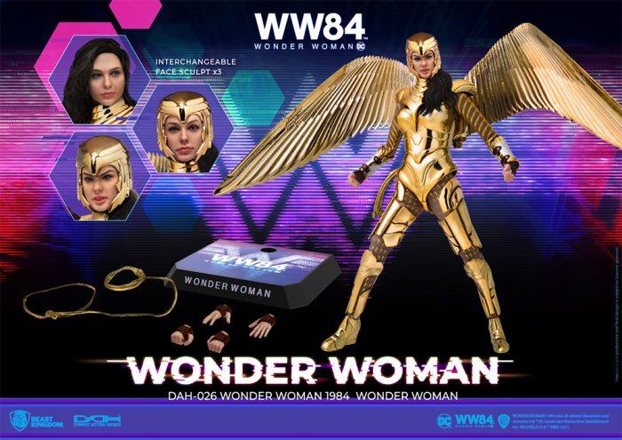 Wonder Woman 1984 Beast Kingdom Figure
