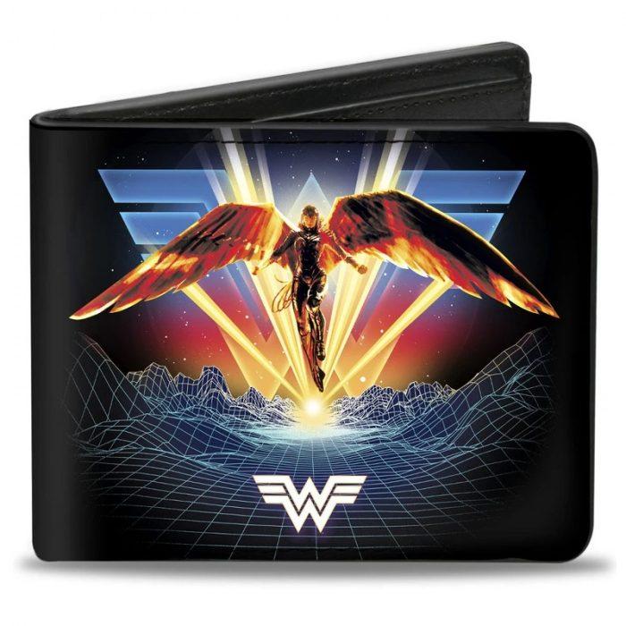 Wonder Woman 1984 Bifold Wallet