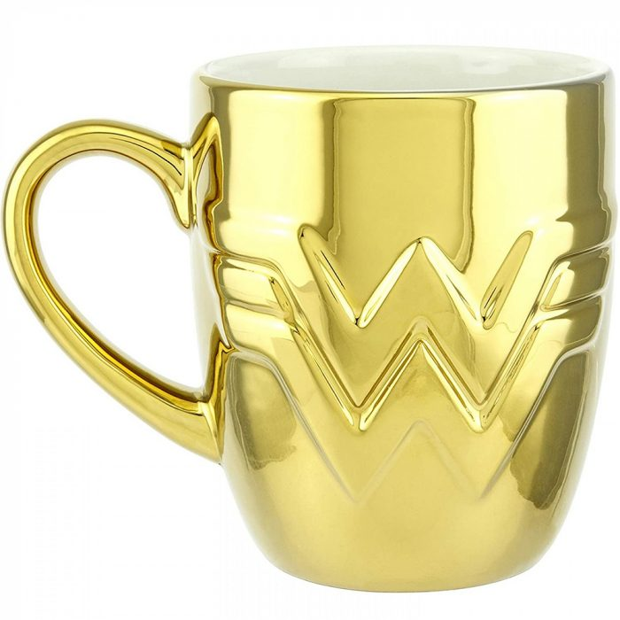 Wonder Woman 1984 Golden Eagle Armor Mug