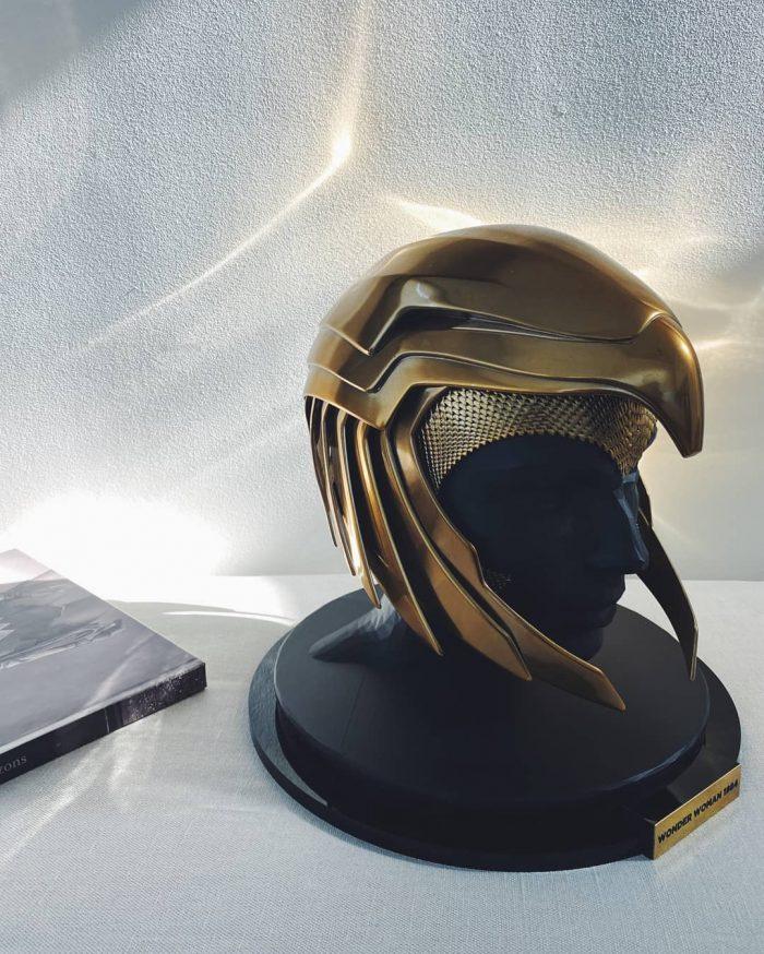 Wonder Woman 1984 Helmet