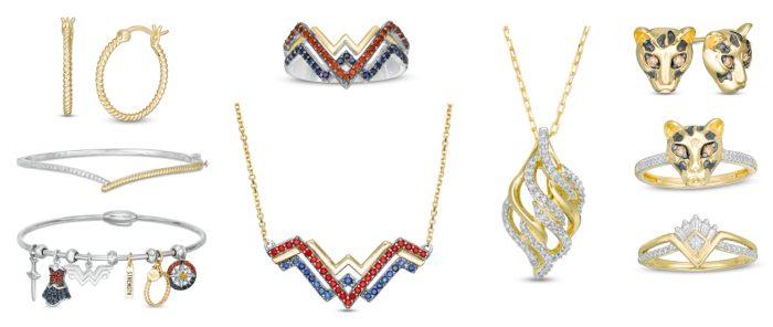 Wonder Woman 1984 Zales Jewelry