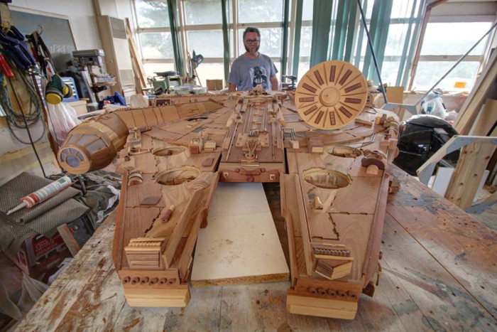 wooden-millennium-falcon-size-reference