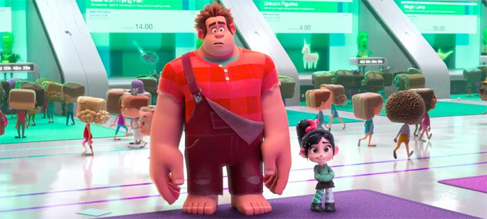 Ralph Breaks the Internet - Wreck-It Ralph 2 Trailer