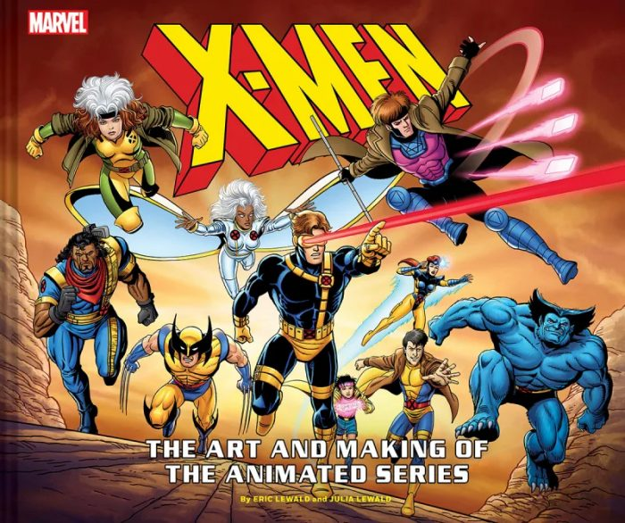 The Art and Making of X-Men The Animated Series