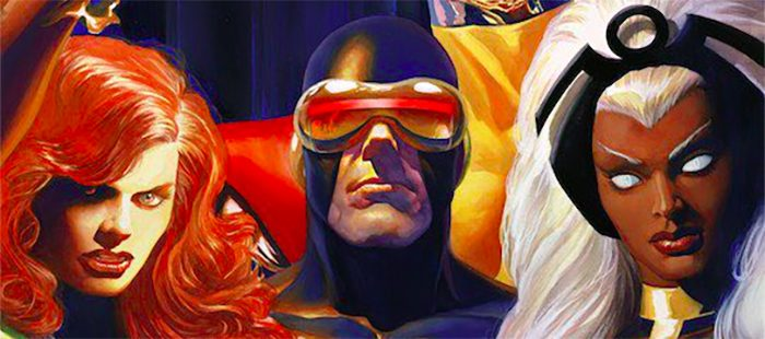 X-Men - Alex Ross - SDCC 2020 Art