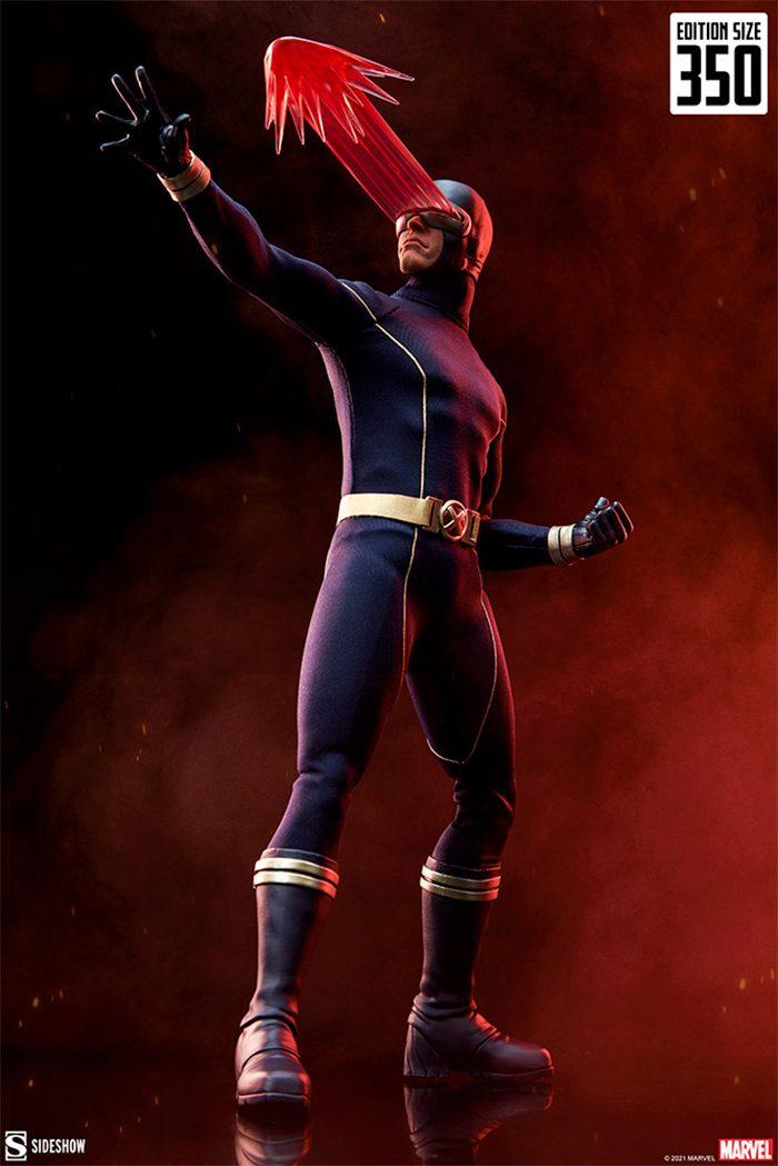 Astonishing X-Men - Cyclops Hot Toys Figure