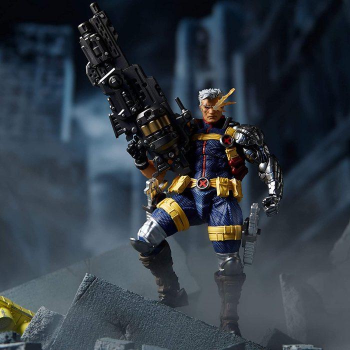 X-Men - Cable Revoltech Figure