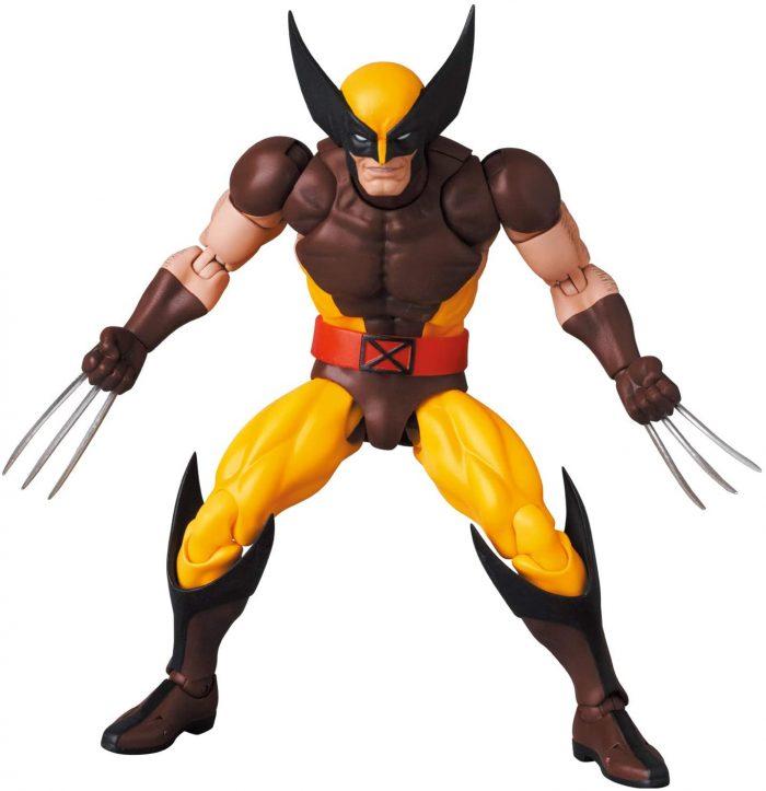 X-Men - Classic Wolverine MAFEX Figure