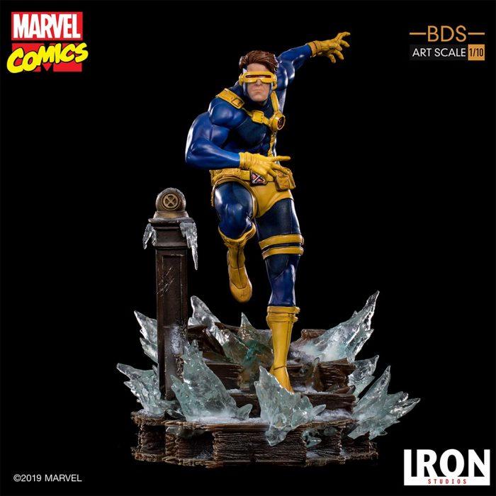 X-Men - Cyclops Statue