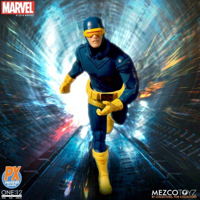 X-Men - Cyclops - One:12 Collective Figure