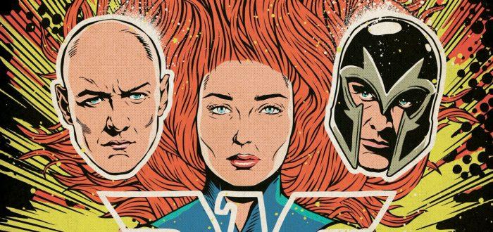 X-Men Dark Phoenix CCXP Poster