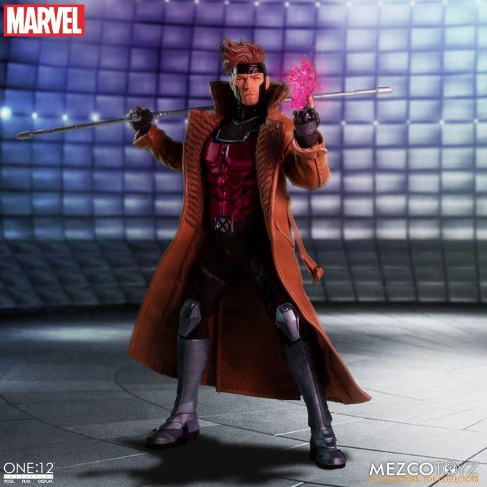 X-Men - One: 12 Collective Gambit Figure