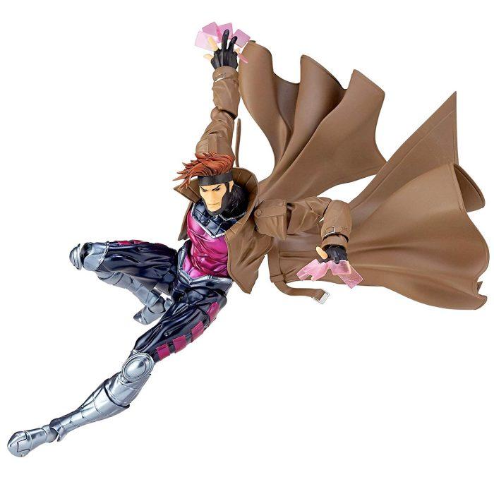 X-Men - Gambit Revoltech Figure