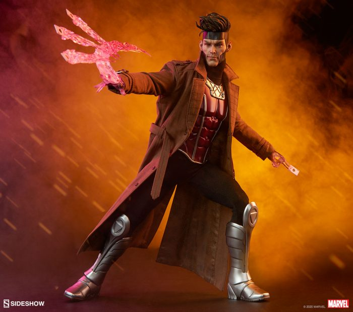 Sideshow Collectibles Gambit Figure