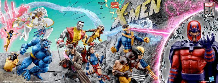 X-Men Issue #1 Poster - Marvel Legends