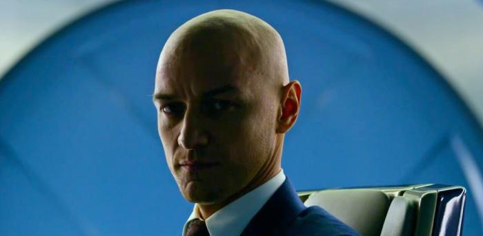 X-Men - James McAvoy as Professor X