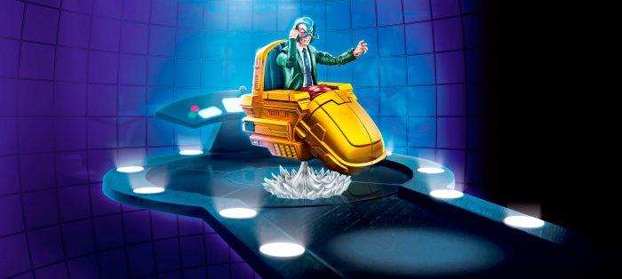 X-Men Marvel Legends - Professor X