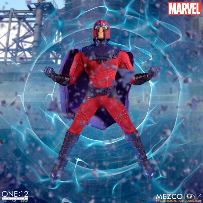 X-Men - Magneto One:12 Collective Figure