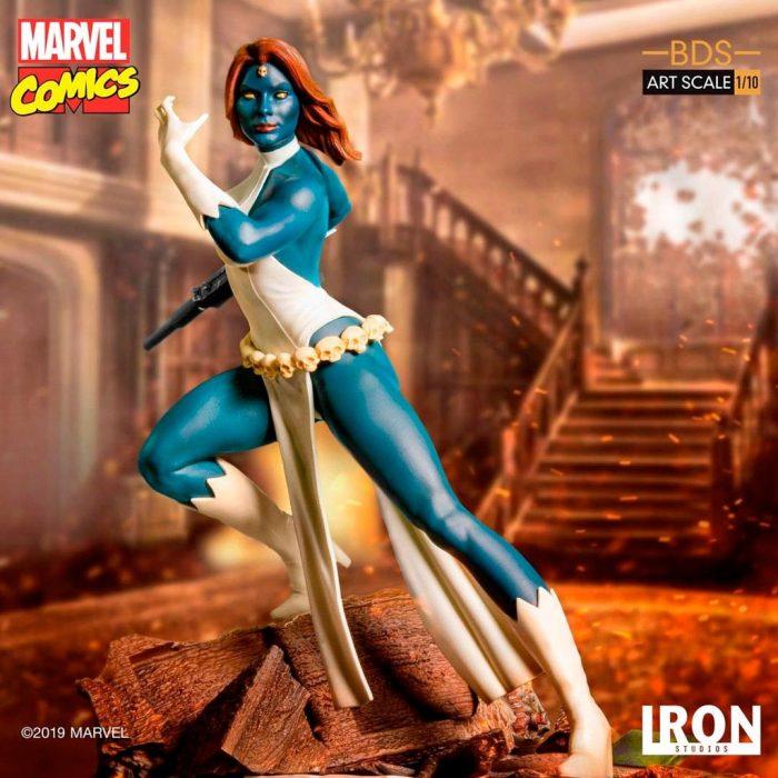 X-Men Mystique Statue