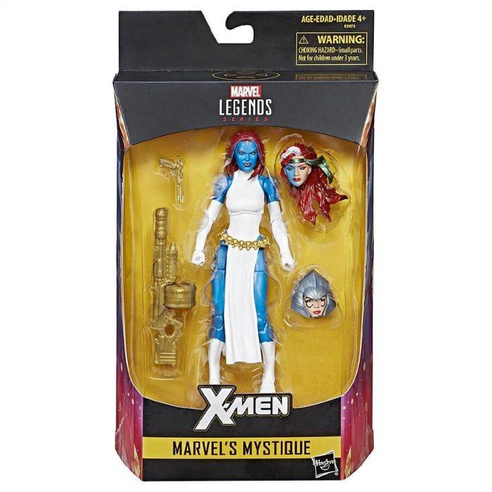 X-Men Marvel Legends Mystique Figure
