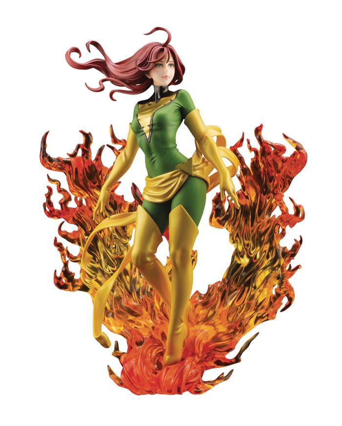 X-Men - Phoenix Bishoujo Statue