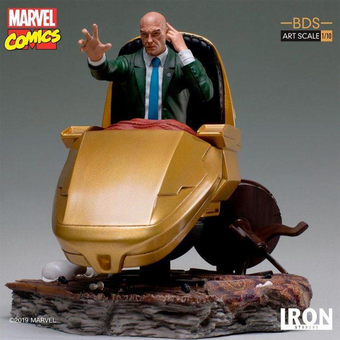 Professor X - X-Men - Iron Studios