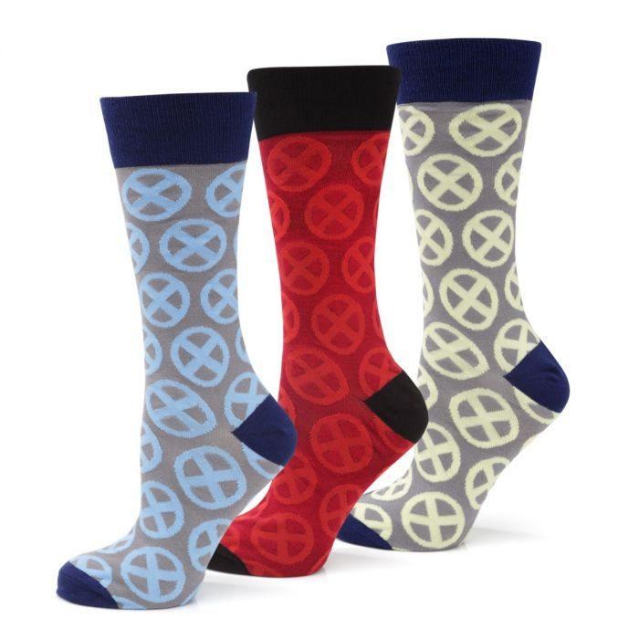X-Men Socks