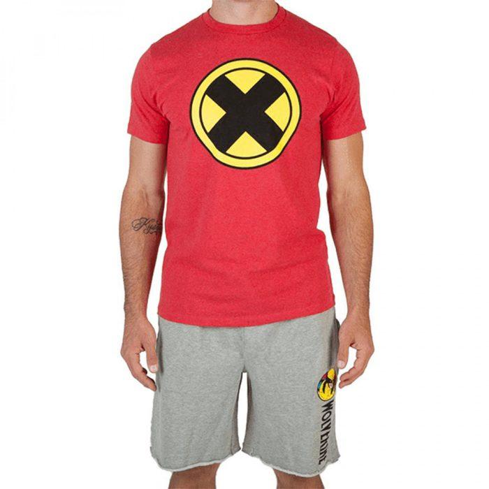 X-Men T-Shirt and Shorts Set