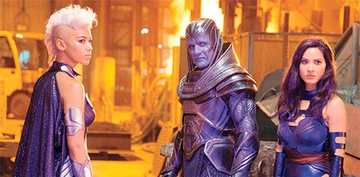 meet the x men apocalypse characters the cast explains
