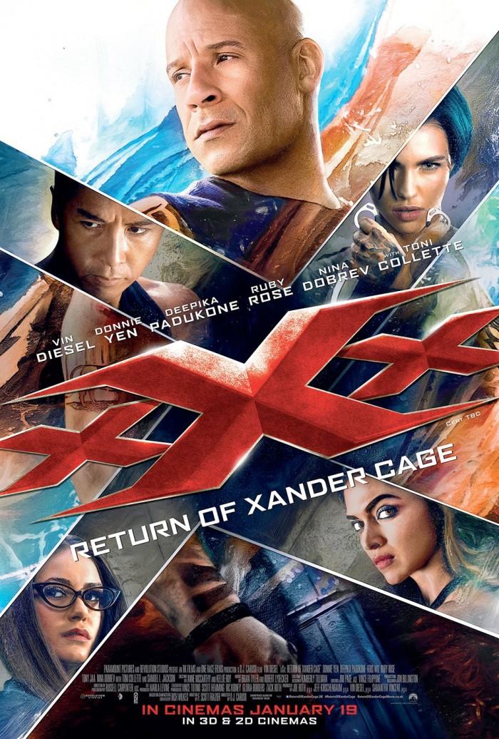 xXx 3 Trailer - xXx: Return of Xander Cage