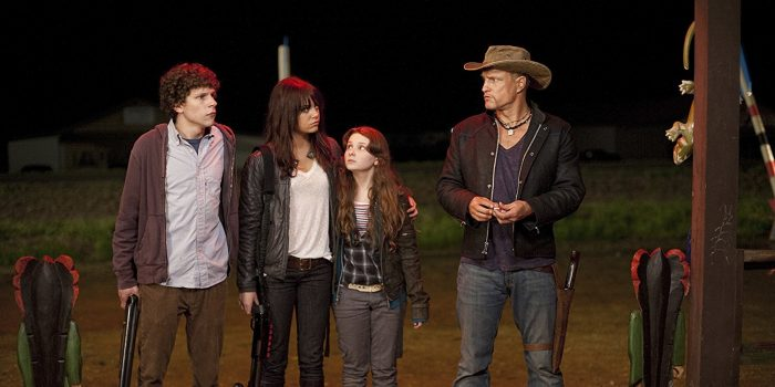 zombieland 2 begins production
