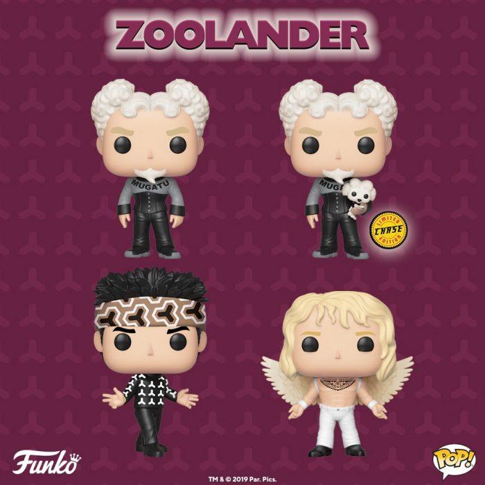 Zoolander Funko POP
