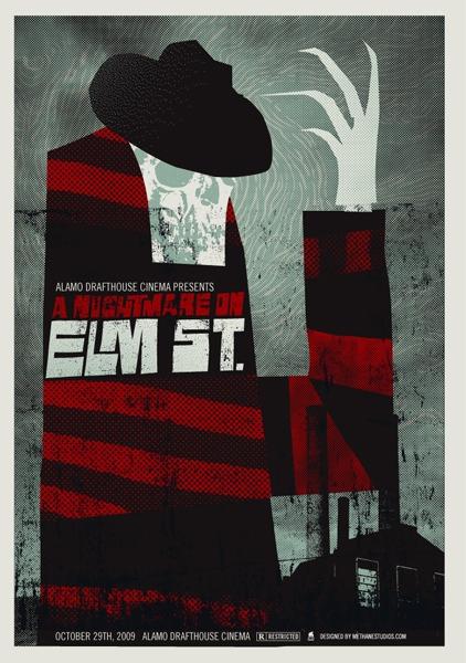A Nightmare on Elm Street Poster