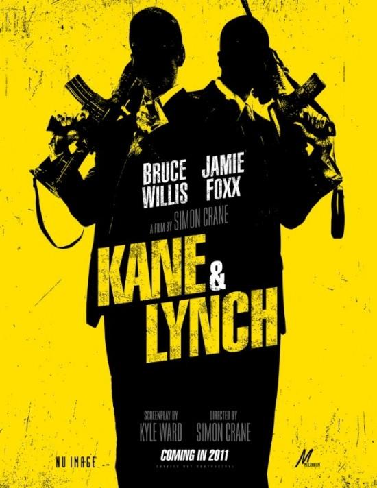 Kane & Lynch Poster