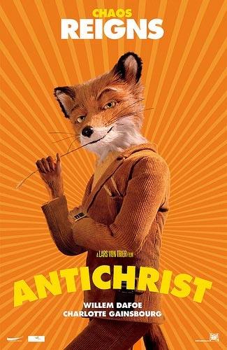 Fantastic Mr. Fox Anti Christ Chaos Reigns